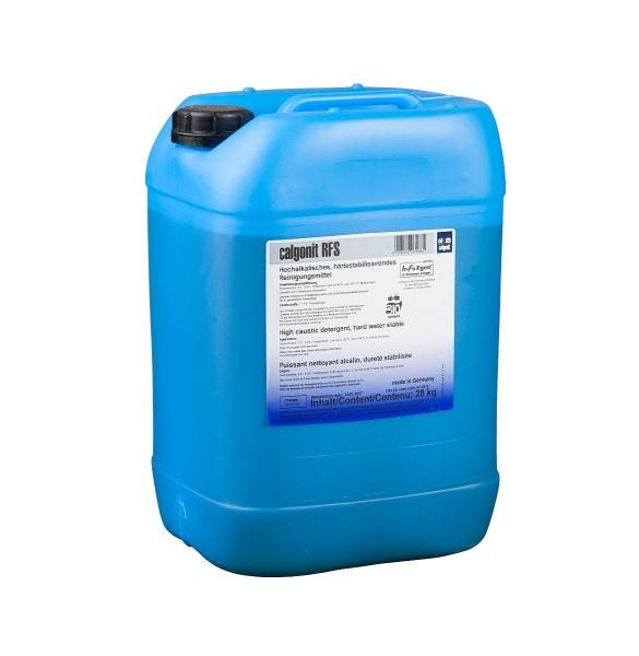 Flüssigfütterungsreiniger im 28 kg Kanister