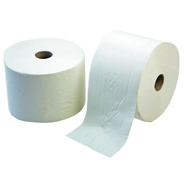 Papierhandtücher 2-lagig in weiss