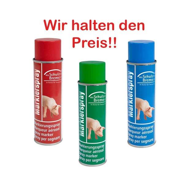 400ml Spraydose Viehmarkierungsspray zum Top Preis!