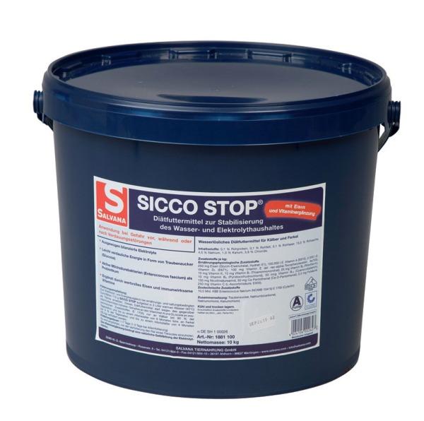 Sicco Stop Elektrolytlösung