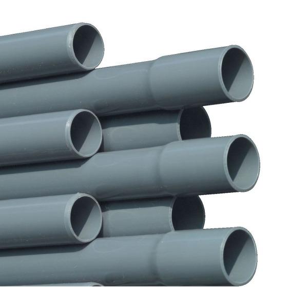 PVC-Rohr 1m lang