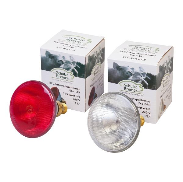 Infrarotsparlampen Eco PAR