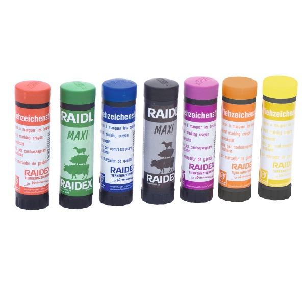 Viehmarkierungsstift Raidex