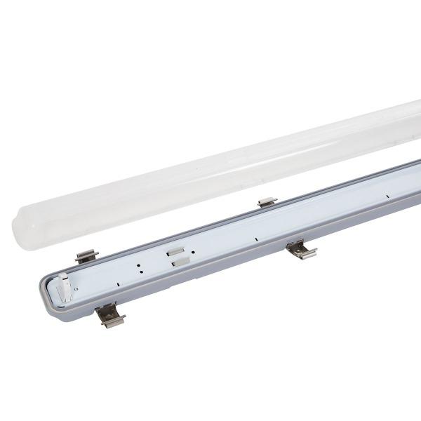 Feuchtraumwannenleuchte LED