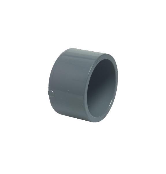 PVC-Klebekappe