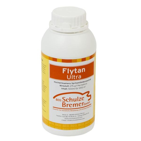 Spritzmittel gegen resistente Fliegen