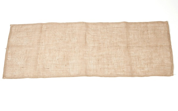 Jutetücher 160 cm lang